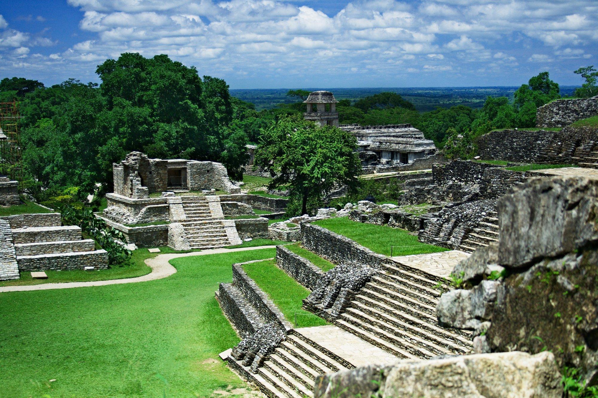 South_America_Mayan Ruins