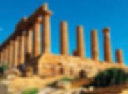Italy. Sicily & Aeolian Island