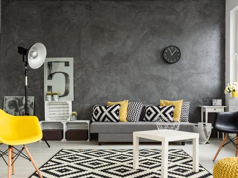 Quanto custa pra fazer uma parede de Cimento Queimado?