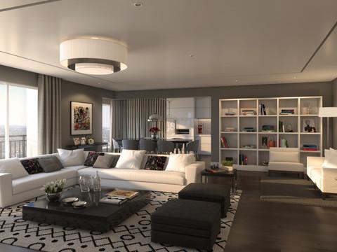 Como escolher a cor para cada ambiente da casa?