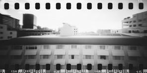 Pinhole, 35mm Film. 2020