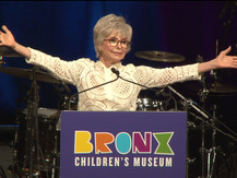 Bronx Children's Museum celebrates Gala Honoree Rita Moreno Becoming First Latina and #BronxGrown PE