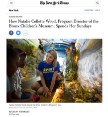 BCM Program Director featured in New York Times