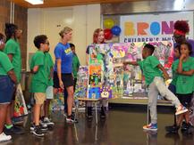 2019 Dream Big! Summer Program Artwork on Display at Closing Ceremony
