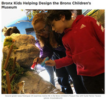 Bronx Kids Helping Design the Bronx Children's Museum - thisisthebronx.info