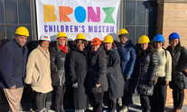 Borough officials get early look at Bronx Children's Museum facility
