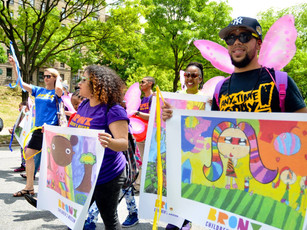 Bronx Children's Museum at the Bronx Day Parade May 17!