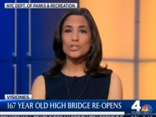 Bronx Children's Museum featured on NBC4's Visiones with Linda Baquero