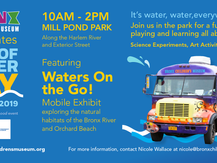 Bronx Children's Museum celebrates City of Water Day - July 13, 2019