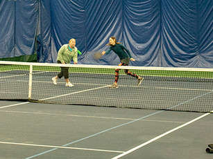 Bronx Children's Museum Tennis FUNdraiser:  Game, Set, Matched!