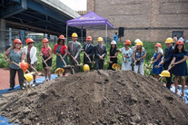 Bronx Children's Museum Celebrates Official Groundbreaking on Wednesday, July 12, 2017