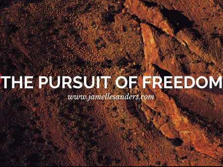 The Pursuit of Freedom: Insights for Reclaiming Your Personal Power