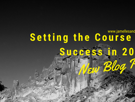 Setting the Course for Success in 2021