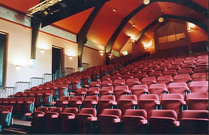 Birr Theatre & Arts Centre Seating