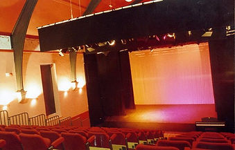 Birr Theatre & Arts Centre Stage