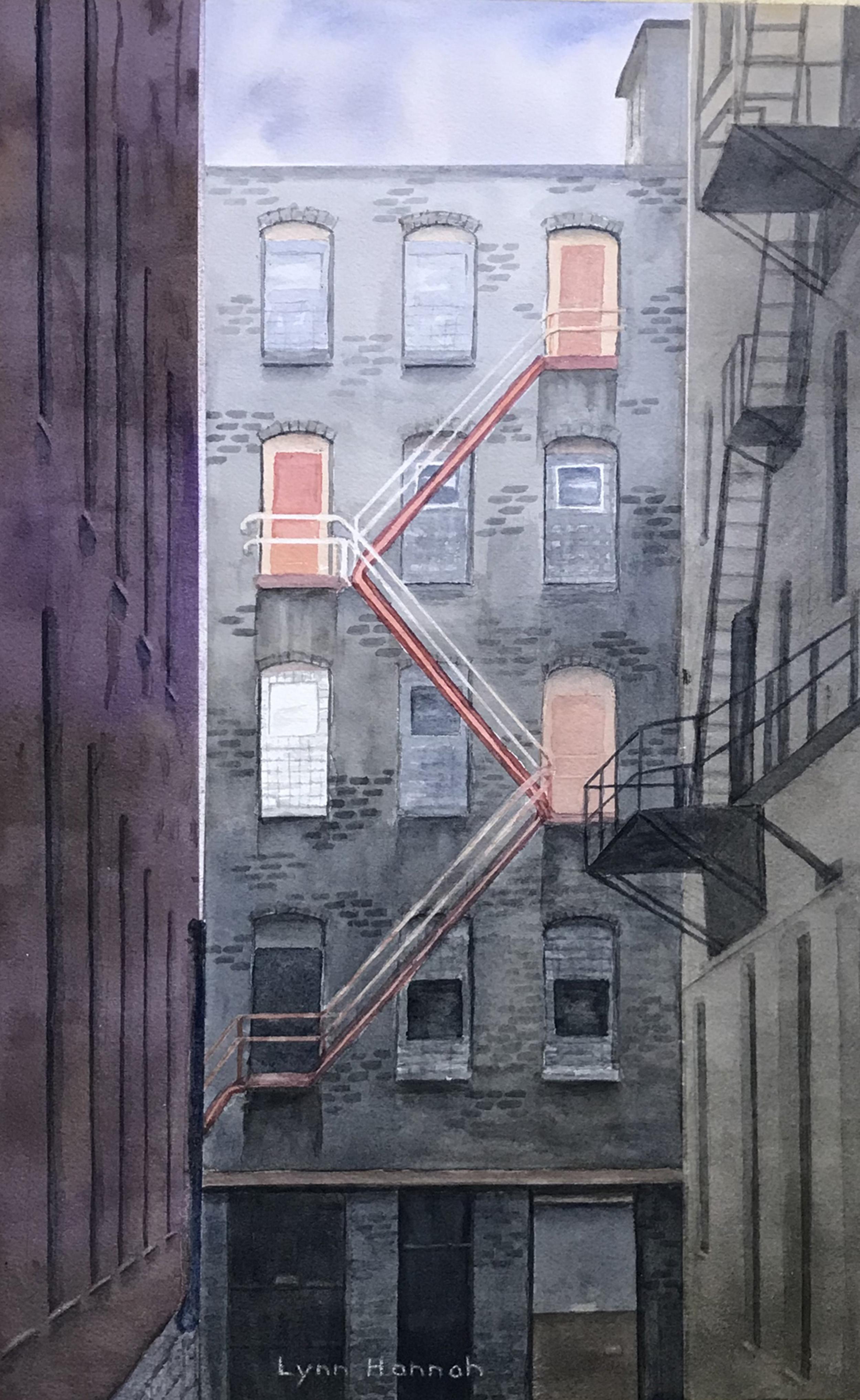 St. Paul Alley -LHO