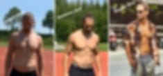 8 Wochen Body Transformation