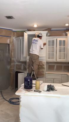 Kitchen Refinishing in Houston, Tx