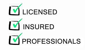 Licensed and insured bathtub refinishing