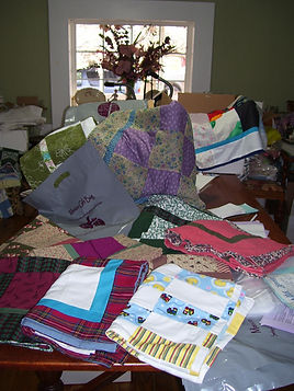 Blanket Blessing for Haiti 2010 048.jpg