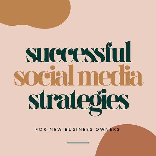 Successful Social Media Strategies