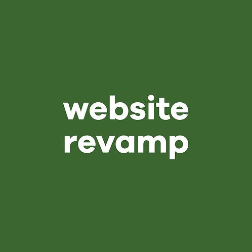 Website Revamp