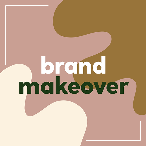 Brand Makeover Package