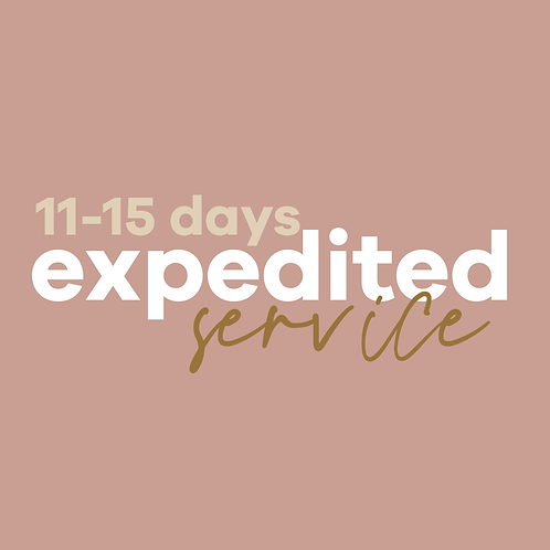 Expedited Fees