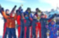Чемпионат Дальнего Востока 2018 по зимнему картингу