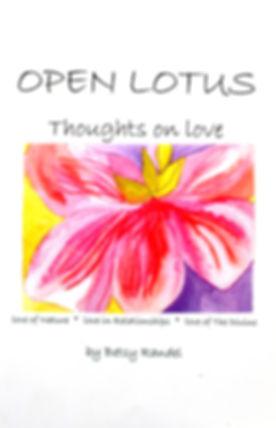 Open Lotus Book Cover.JPG