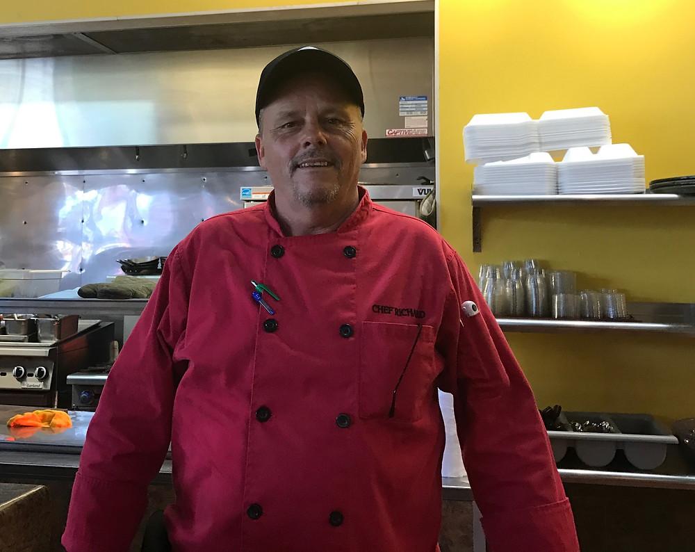 Chef Rick Schaff
