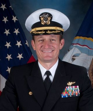 Capt Bret Crozier