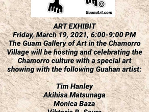 The Guam Gallery of Art to hold face-to-face art show