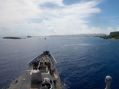 Without tourism, Guam relies on militaryfor economic survival