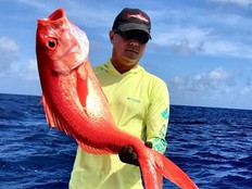 Catch limit set to rebuild overfished Guam bottomfish stock