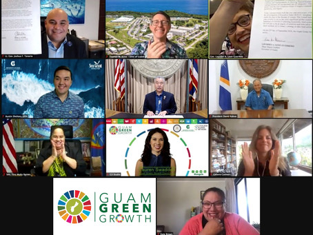 Guam seeks to become a hub for upcycled products