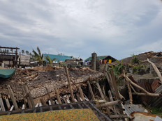 Killer typhoon: The aftermath of Mangkhut
