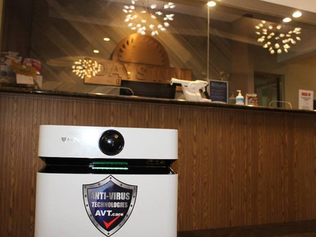 Tamuning hotel invests in virus-killing technology