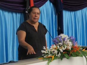 Dame Meg Taylor's Pacific Islands Forum legacy