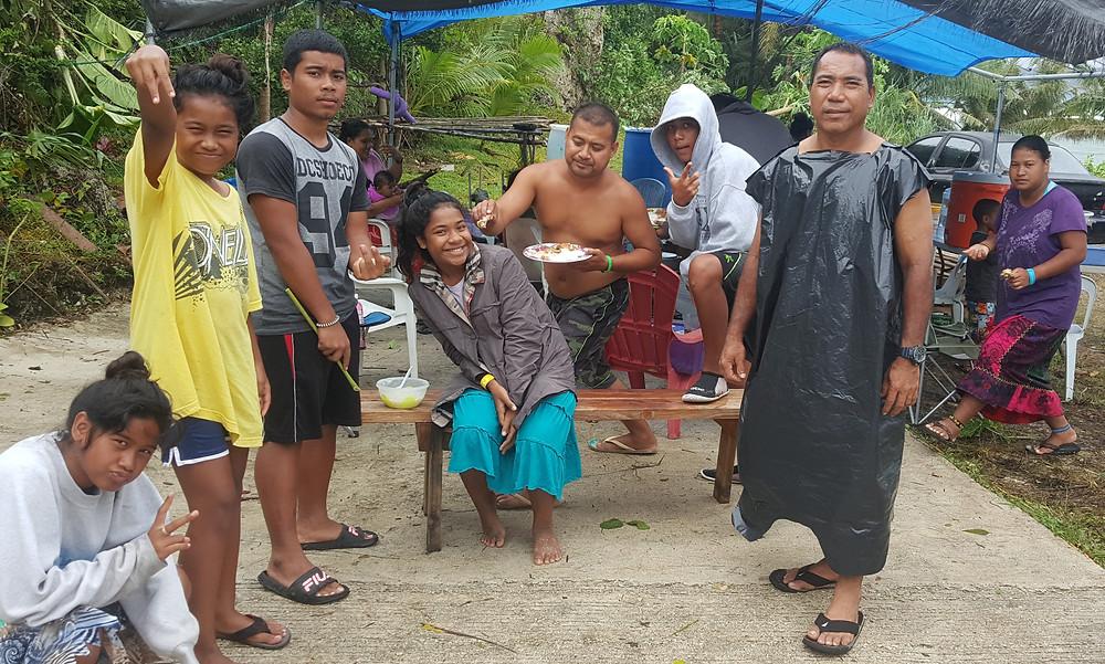Chuukese on Guam