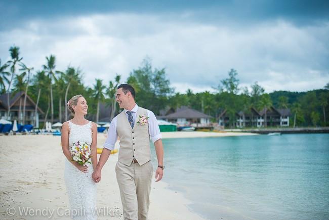 Palau wedding