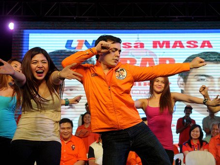 In dull midterm elections, Manila is a thriller