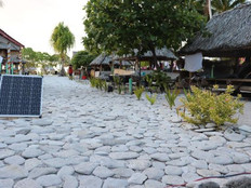 Coral stones for used clothes: Barter economy remains alive in Kiribati