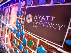 Holiday season kicks off a Hyatt