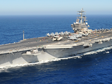 Navy deploys nuke-powered carrier to patrol Asia Pacific; ready for combat