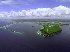 2 sites permanently designated for underwater detonation