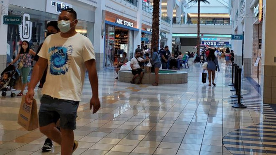 'Don't ditch your masks just yet,' officials say as Guam prepares for normalcy