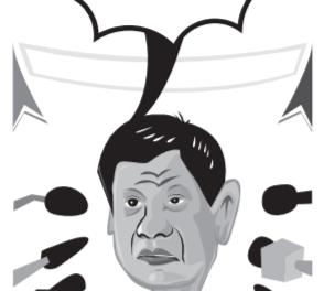 Duterte's 'jokes' pushing the limits of civility