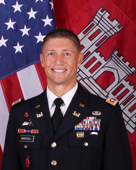 Lt. Col. Eric S. Marshall
