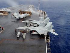 Peril of the ocean: U.S. military admits to dumping toxic waste into waters